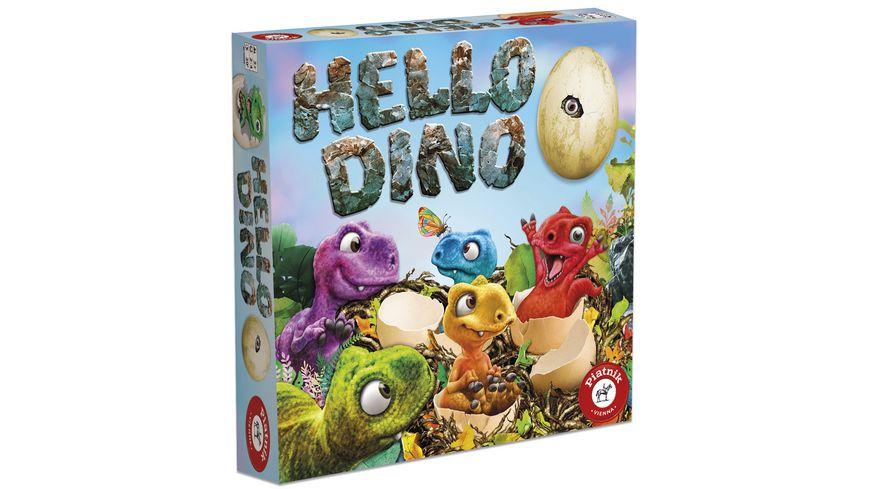 Piatnik Hello Dino