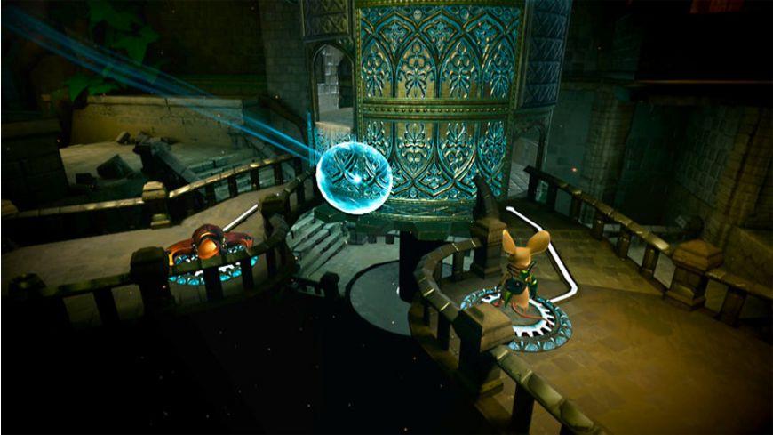 Moss PlayStation VR