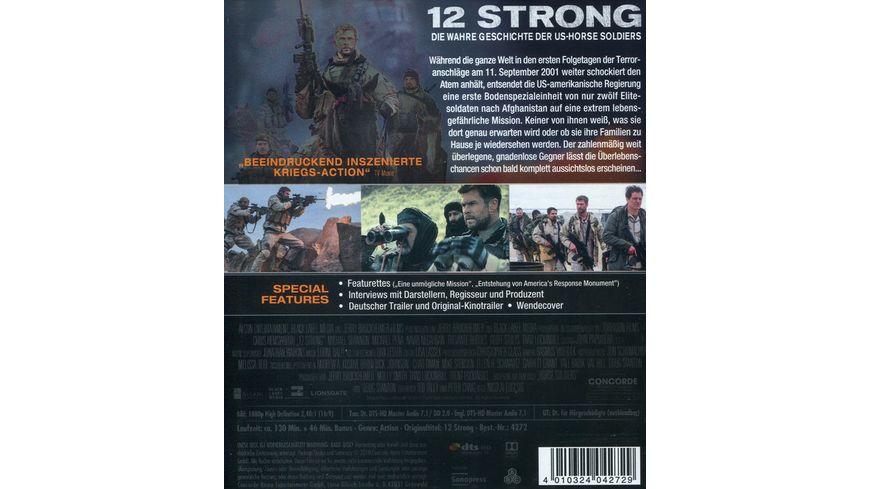 12 Strong Die wahre Geschichte der US Horse Soldiers
