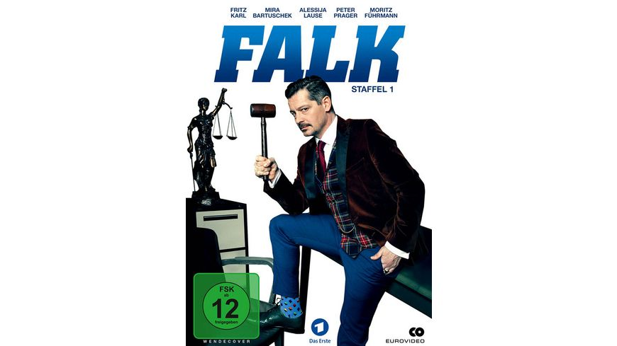 Falk Staffel 1 2 DVDs