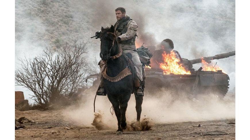 12 Strong Die wahre Geschichte der US Horse Soldiers 4K Ultra HD Blu ray 2D