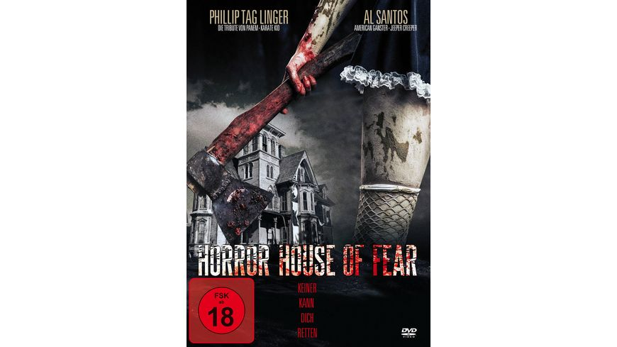 Horror House of Fear