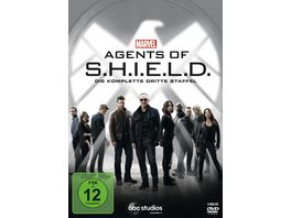 Marvel s Agents of S H I E L D Staffel 3 6 DVDs