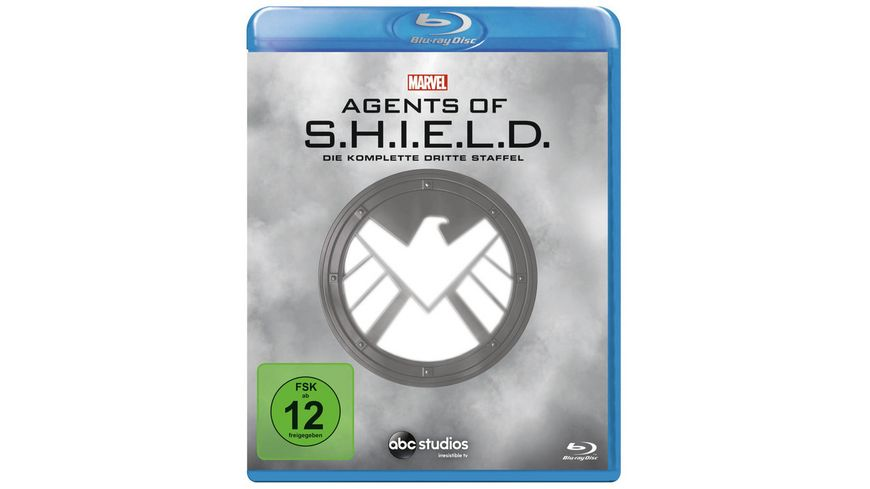 Marvel s Agents of S H I E L D Staffel 3 5 BRs