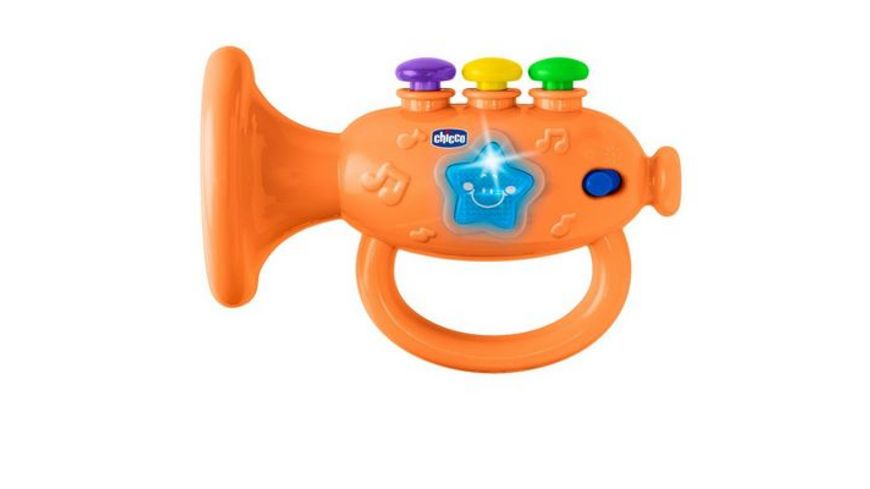 Chicco Musical Trumpet