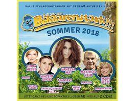 Baeaeaerenstark Sommer 2018