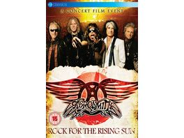 Rock For The Rising Sun Live From Japan DVD