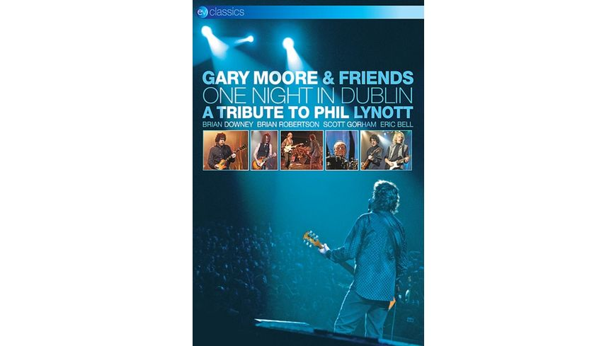 One Night In Dublin Tribute To Phil Lynott DVD