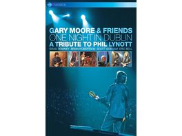 One Night In Dublin Tribute To Phil Lynott DVD