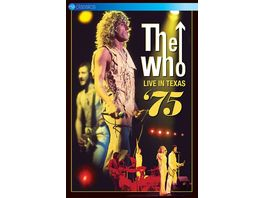 Live In Texas 75 DVD
