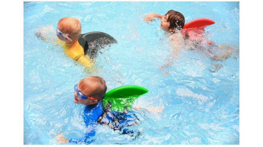 Xtrem Toys SwimFin Schwimmhilfe rot