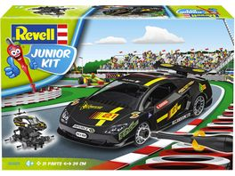 Revell 00809 Junior Kit Racing Car schwarz