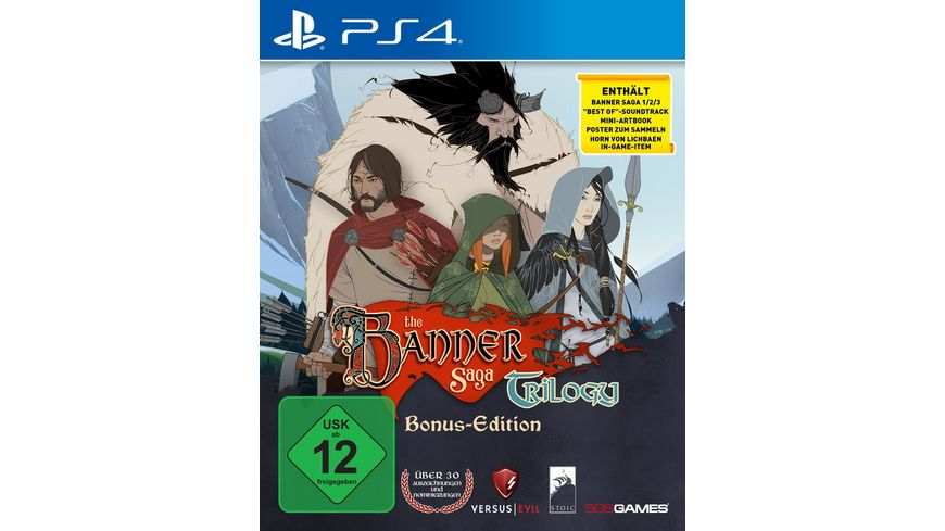 The Banner Saga Trilogy Bonus Edition
