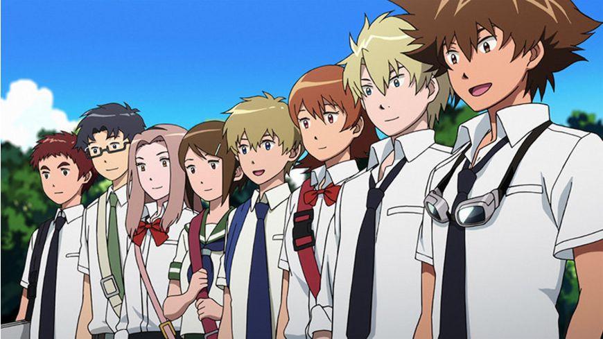 Digimon Adventure tri Chapter 3 Confession