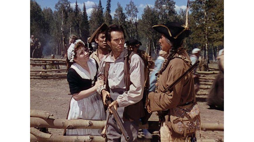Trommeln am Mohawk Western Legenden No 51