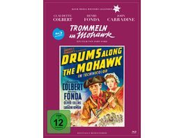 Trommeln am Mohawk Western Legenden No 51