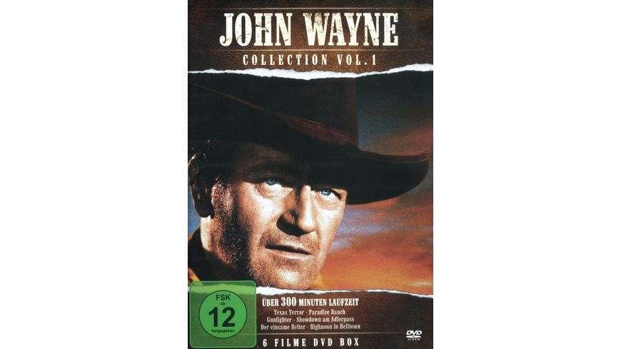 John Wayne Collection Vol 1