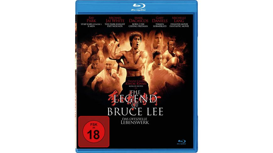 The Legend of Bruce Lee Extended uncut Edition
