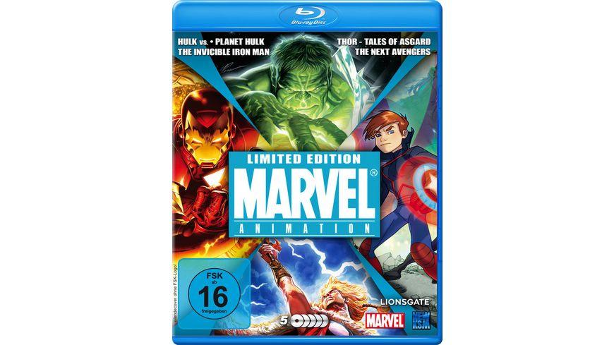 Marvel Box 2 New Edition 5 BRs