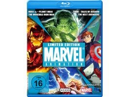 Marvel Box 2 New Edition 5 BRs