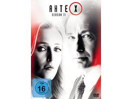 Akte X Season 11 3 DVDs