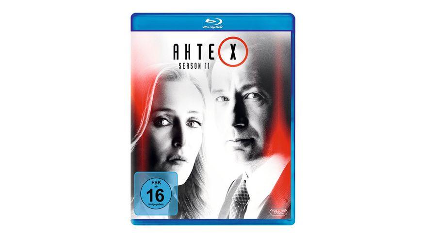 Akte X Season 11 3 BRs