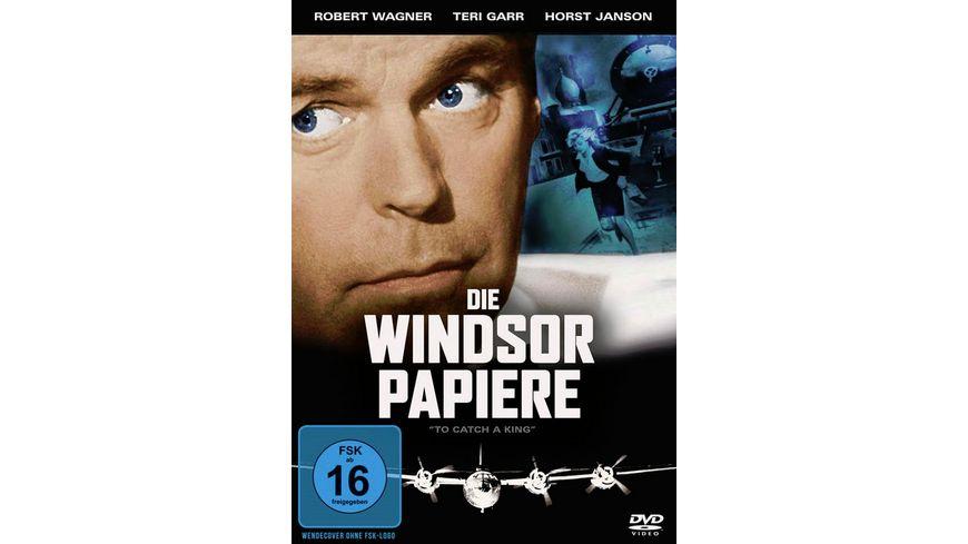Die Windsor Papiere Koenigsjagd