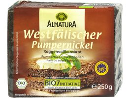 Alnatura Pumpernickel