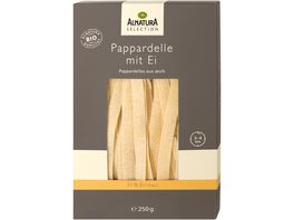Alnatura Selection Pappardelle mit Ei