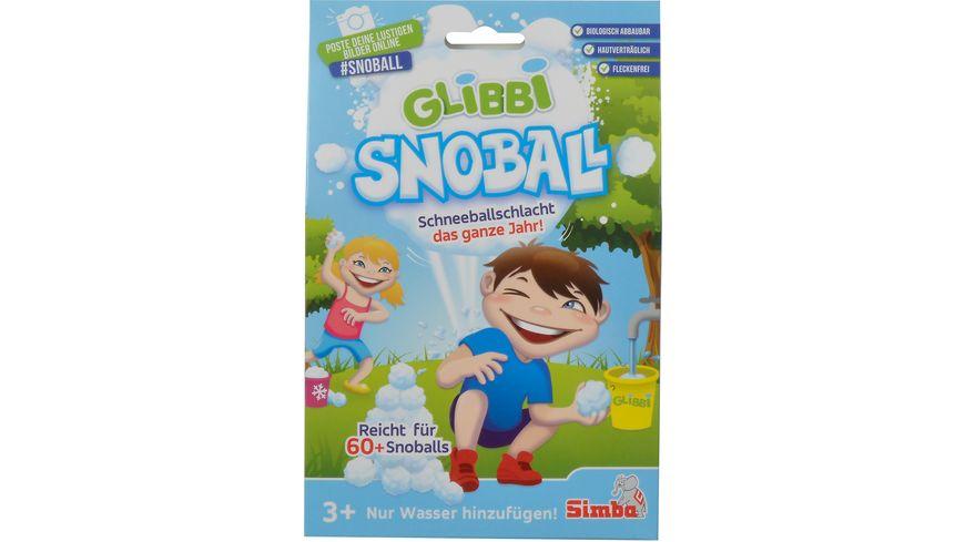 Simba Glibbi Snowball