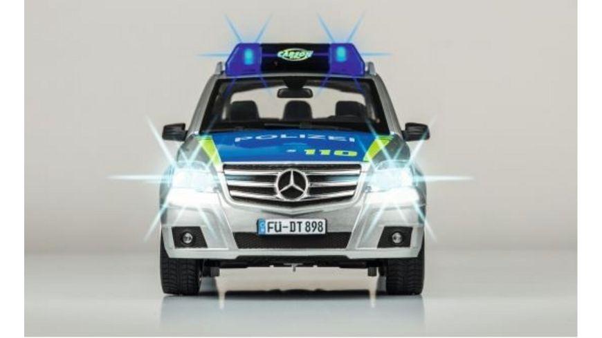 Carson 1 14 Mercedes Benz GLK Polizei 100 RTR