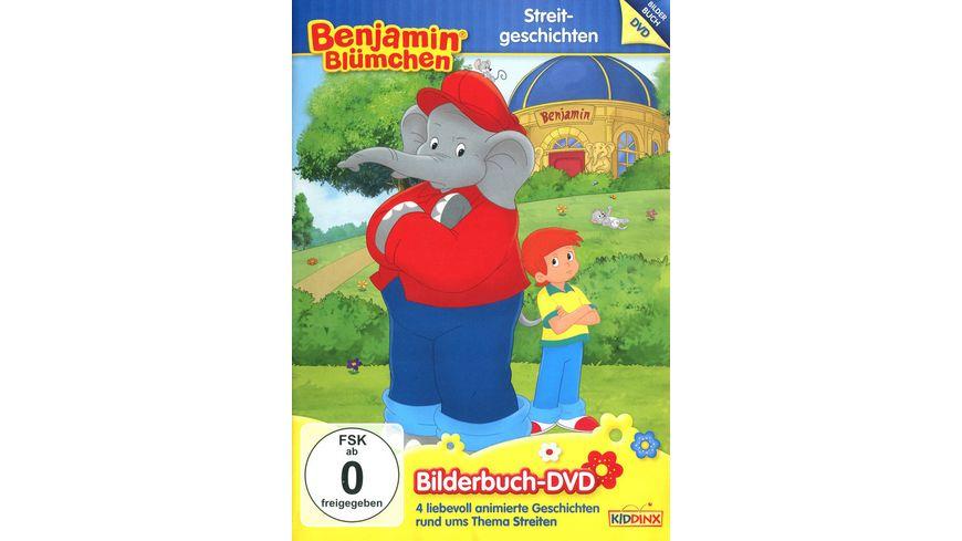Benjamin Bluemchen Bilderbuch Streitgeschichten