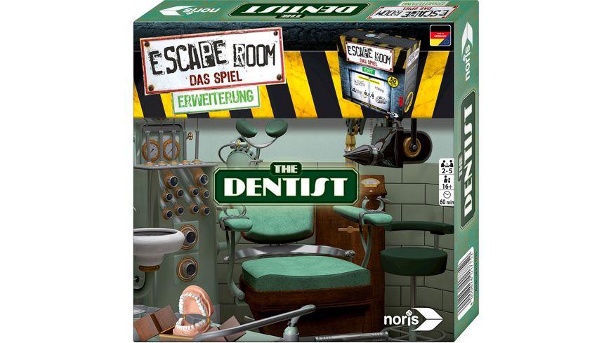 Noris Escape Room Erweiterung Dentist