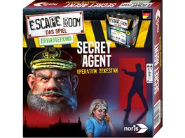 Noris Escape Room Erweiterung Secret Agent