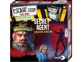 Noris Escape Room Erweiterung Secret Agent