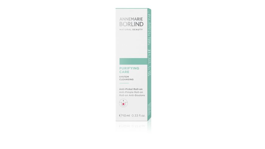 ANNEMARIE BOeRLIND PURIFYING CARE Anti Pickel Roll on