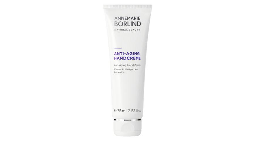 ANNEMARIE BOeRLIND ANTI AGING Handcreme
