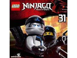 LEGO Ninjago CD 31