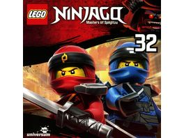 LEGO Ninjago CD 32