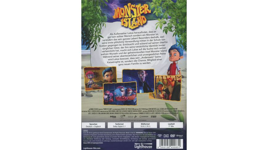 Monster Island Einfach ungeheuerlich