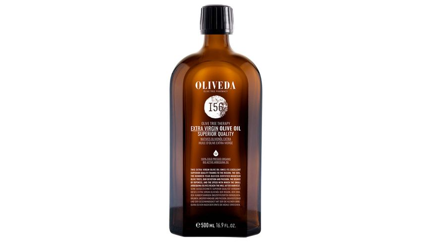 OLIVEDA Olivenoel Extra Virgin