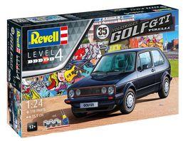 Revell 05694 Geschenkset 35 Years Volkswagen Golf GTI Pirelli