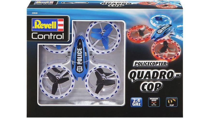 Revell Control 23846 Quadro Cop