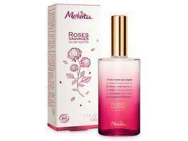 Melvita Roses Sauvages Eau de Toilette