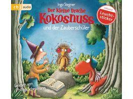Der Kleine Drache Kokosnuss Und Der Zauberschueler