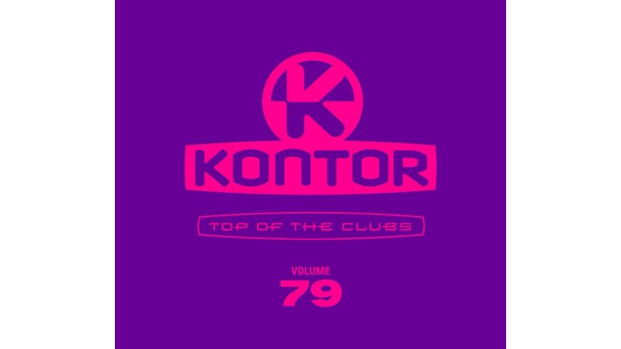 Kontor Top Of The Clubs Vol 79