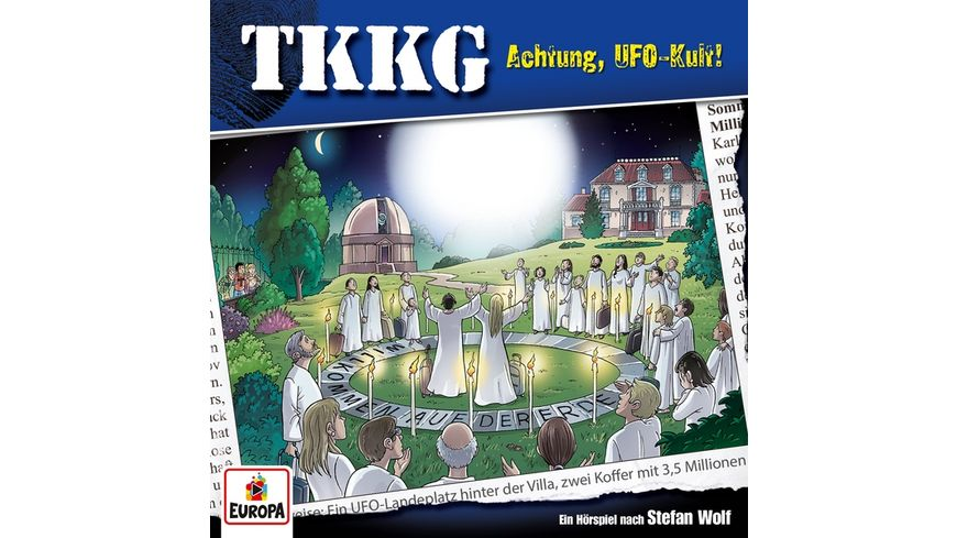 206 Achtung UFO Kult