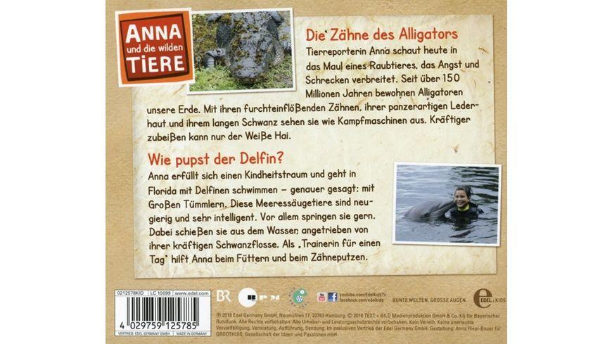 2 Hoerspiel z TV Serie Die Zaehne Des Alligators
