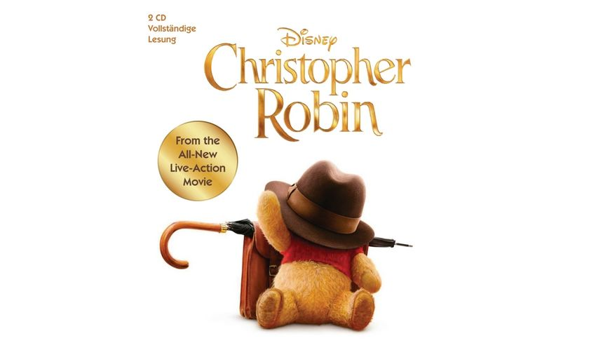 Christopher Robin Lesung Zum Kinofilm