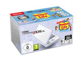Nintendo New 2DS XL Konsole Tomodachi Life